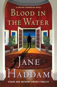 Cover for 'Blood In The Water'