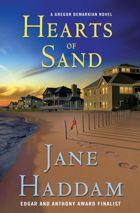 Cover for 'Hearts of Sand'